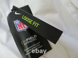 NFL Nike Hommes Super Bowl LIV Kansas City Chiefs Player Jacket Taille 2xl 2xlarge