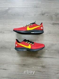 Nike Kansas City Chiefs Air Zoom Pegasus 36 Chaussures De Course Ci1930-600 Taille 12