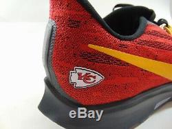 Nike Kansas City Chiefs Air Zoom Pegasus 36 Chaussures De Course Ci1930-600 Taille 14 Nouveau