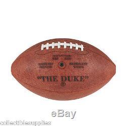 Officiel De Super Bowl Je Wilson Cuir NFL Football Avec Packers, Chefs Noms