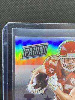 Panini Chronicles 2020 Travis Kelce Super Bowl Auto Chiefs