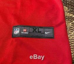 Patrick Mahomes # 15 Chefs Kc Red Super Bowl XL Jersey 54