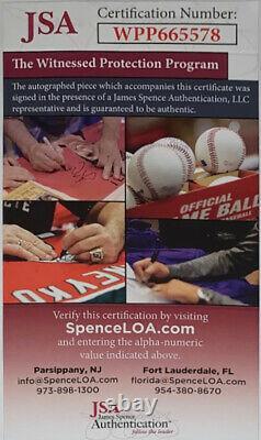Patrick Mahomes Chefs Autographiés Super Bowl Jersey Jsa Coa Et Encadrée Photo 8x10