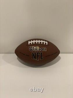 Patrick Mahomes Dédicacé Signé Kansas City Chiefs Super Bowl Football Ball