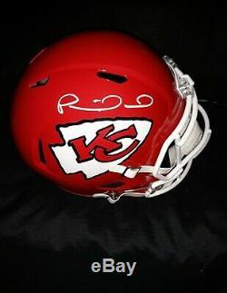 Patrick Mahomes Signé Chiefs De Kansas City Full Size Super Bowl LIV Casque Jsa