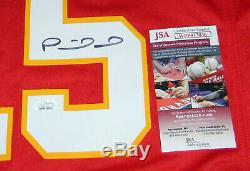 Patrick Mahomes Signé Kansas City Chiefs # 15 Nike Super Bowl LIV Jersey Jsa