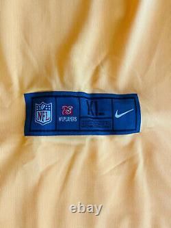 Patrick Mahomes Signé Kansas City Chiefs Nike NFL Jersey Super Bowl Mvp Coa