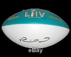 Patrick Mahomes Signé Kansas City Chiefs Wilson Super Bowl LIV Football Jsa