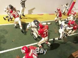 Personnalisés Football De La NFL Mcfarlane Chiefs NFL 65 Toss Piège Puissance Vikings Super Bowl