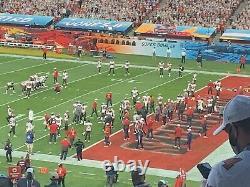 Super Bowl 55 LV Official NFL Ticket Stub. Tampa Bucs Vs Kansas City Chiefs