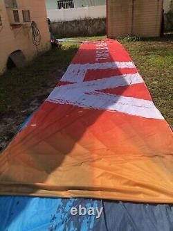 Super Bowl 55 Scrim Souvenirs Tampa Bay Banner Decoration Buccaneers Chiefs LV