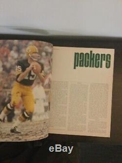 Super Bowl I Programme Packers De Green Bay Vs Kansas City Chiefs- NFL Afl 1967