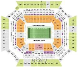 Ticket Super Bowl 2 Février 2020 Miami I San Francisco Chiefs De Kansas City