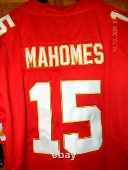 Tout Nouveau Wo / Tags Patrick Mahomes Kansas City Chiefs Superbowl 54 Jersey, Large