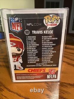 Travis Kelce Kc Chiefs Funko Pop NFL Super Bowl Champ