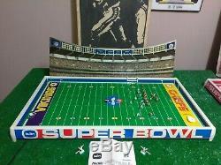 Tudor # 620 38x 20 Superbowl IV Vikings Du Minnesota Vs Kansas City Chiefs
