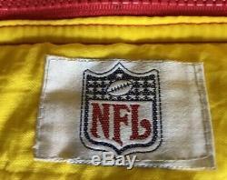Vintage Kansas City Chiefs Starter Jacket Pro Line Apex One XL Mint Super Bowl